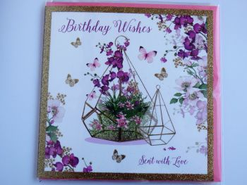 Birthday Wishes Sent with Love