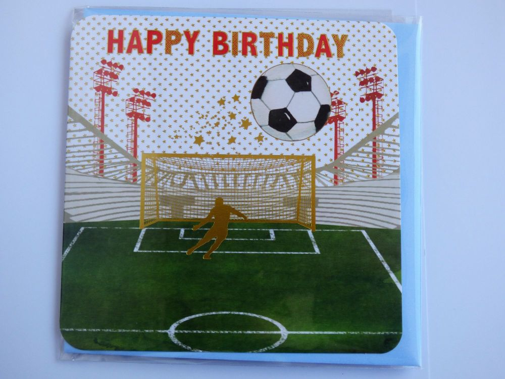Happy Birthday! (goal)