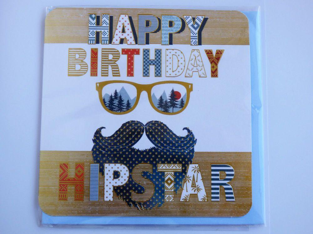 Happy Birthday Hipstar!