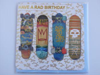 Have a rad Birthday!