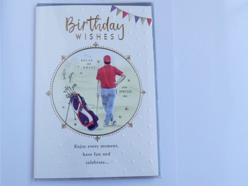 Birthday Wishes (golf)