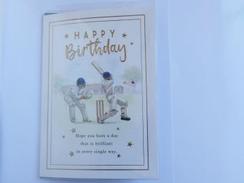 Birthday Wishes (cricket)