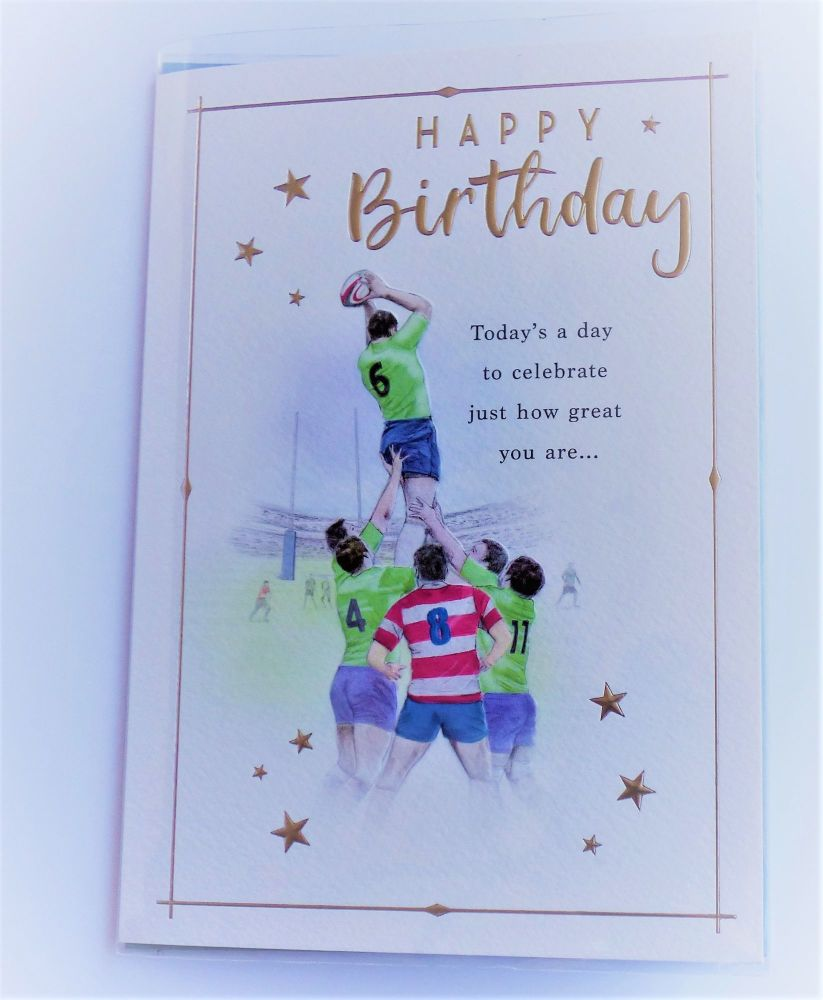 Birthday Wishes (rugby)