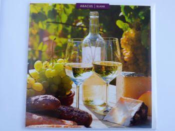 White Wine & Cheese
