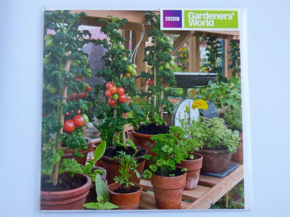 Garddeners World - Greenhouse