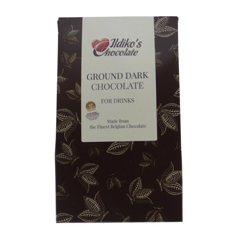 <!--007-->Ground Dark Chocolate