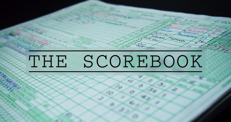scorebook title