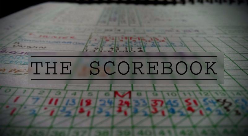 scorebook 2