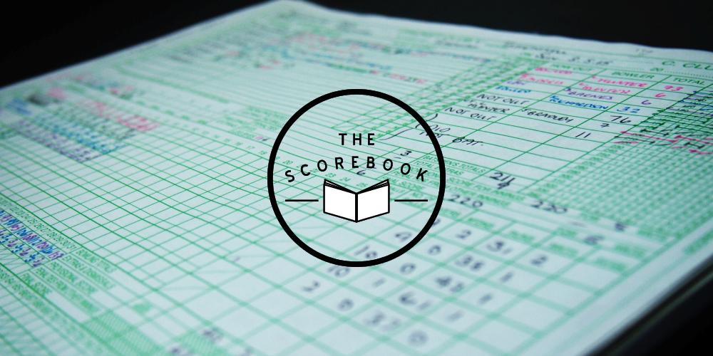 Scorebook 2016