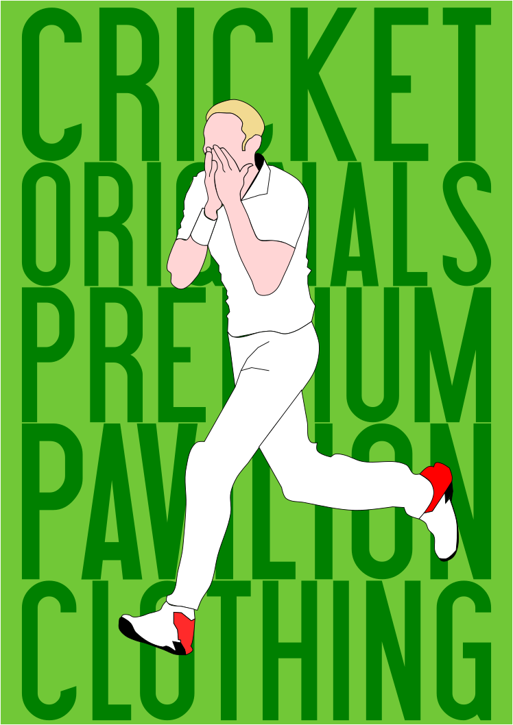Cricket graphic design