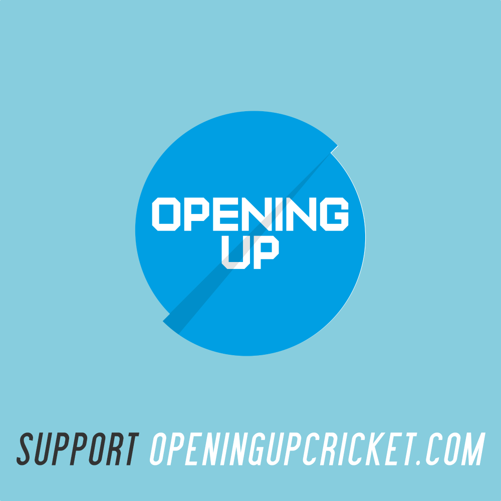 Cricket Charity promoting mental wellbeing