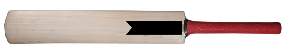 Cricket Bat Ribbon