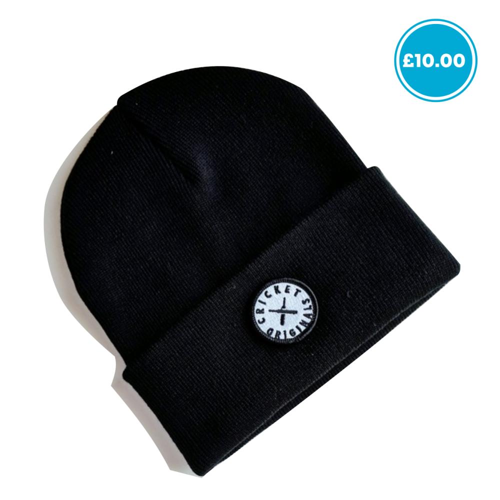 Crest Beanie Hat