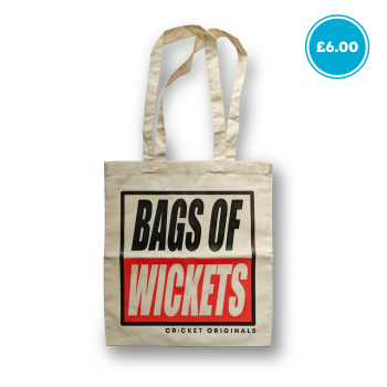 Tote Bag - Bags of Wickets