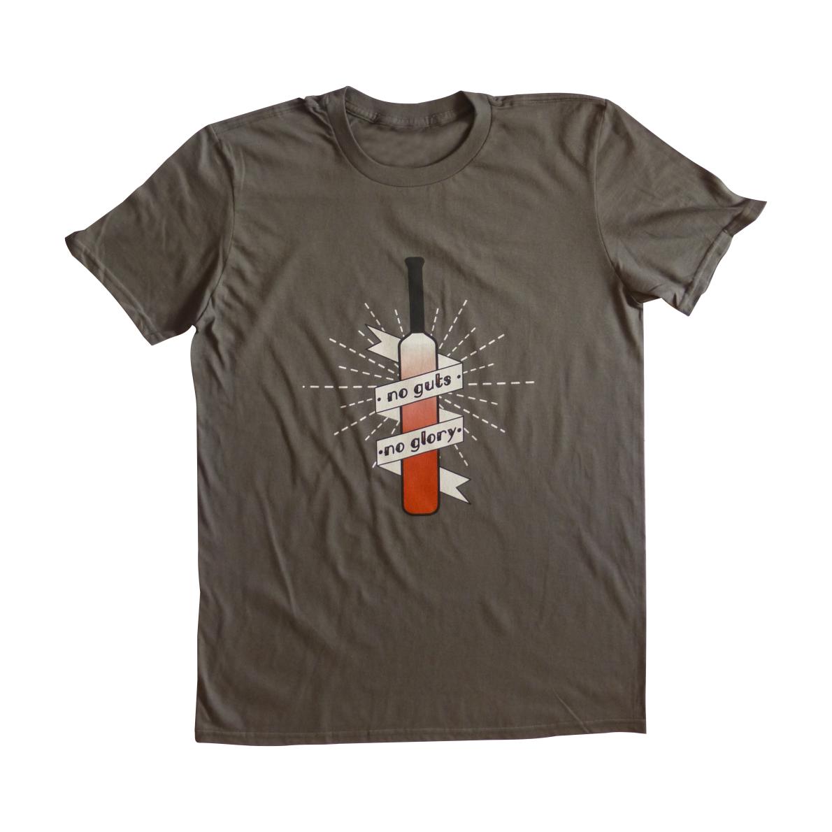 No Guts No Glory T-Shirt