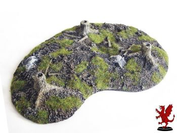 Woodland Base / Rough Terrain marker