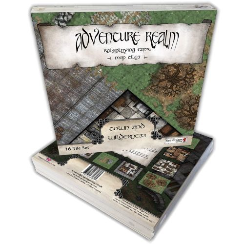 Adventure Realm: Town and Wilderness