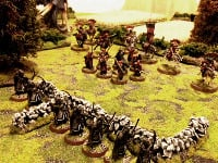 28mm Wargaming Terrain