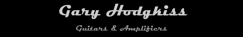 Gary Hodgkiss                  , site logo.