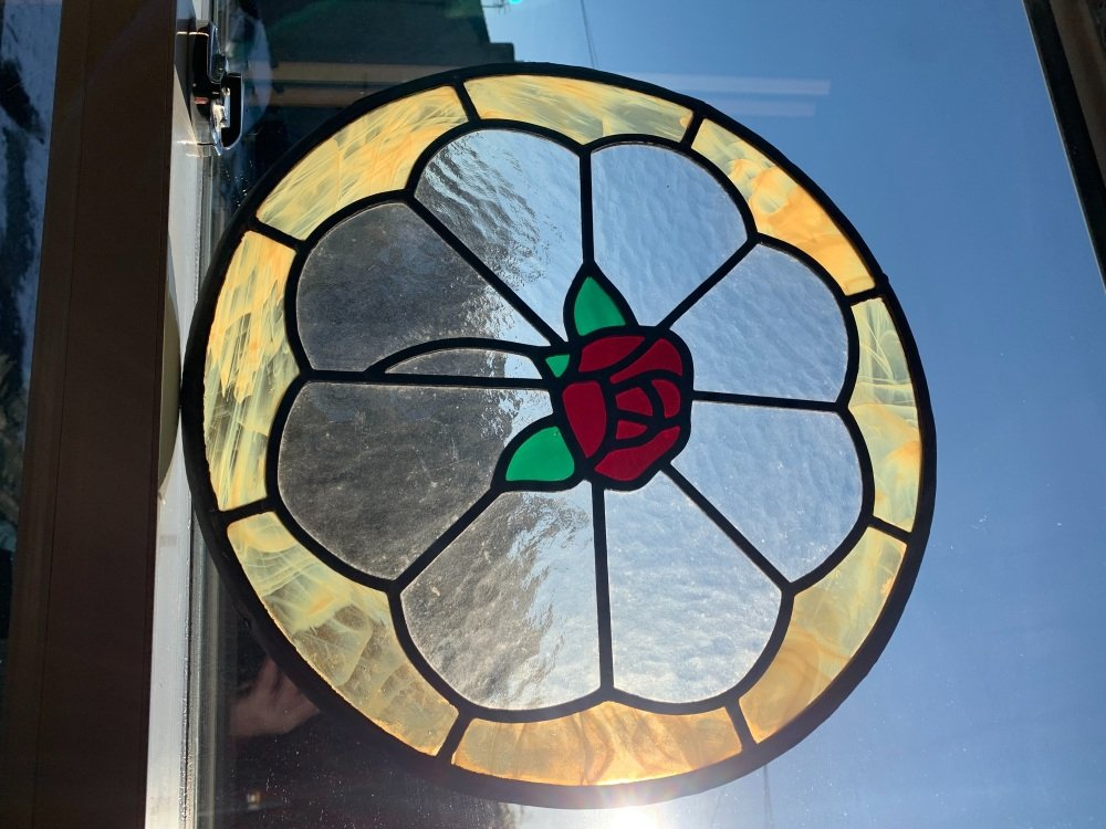 Large Leaded rise panel