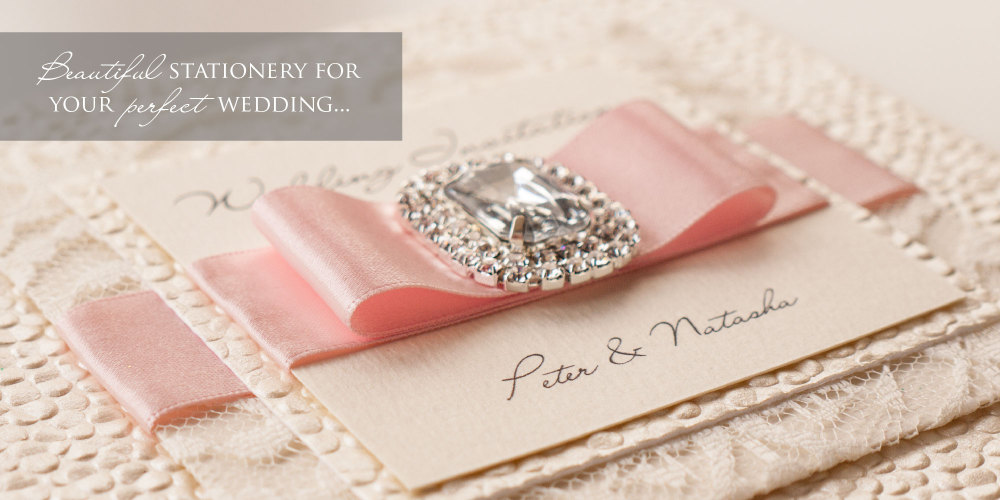 Luxury Wedding Invitations Online: Tigerlily Creations Luxury Wedding Invitations