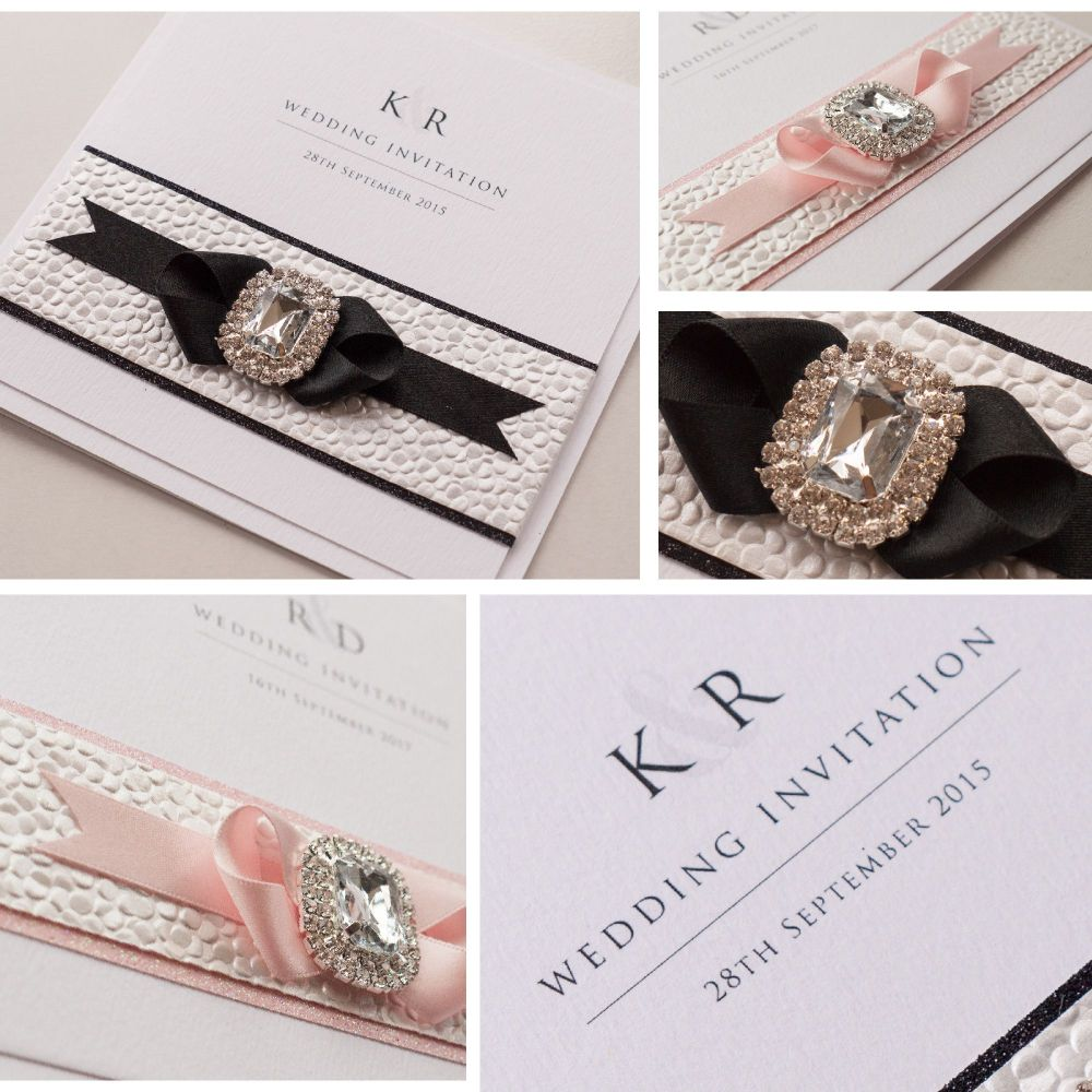 Chic Sample Invitation