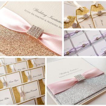 Manhattan Sample Wedding Invitation