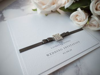 Venice Sample Wedding Invitation