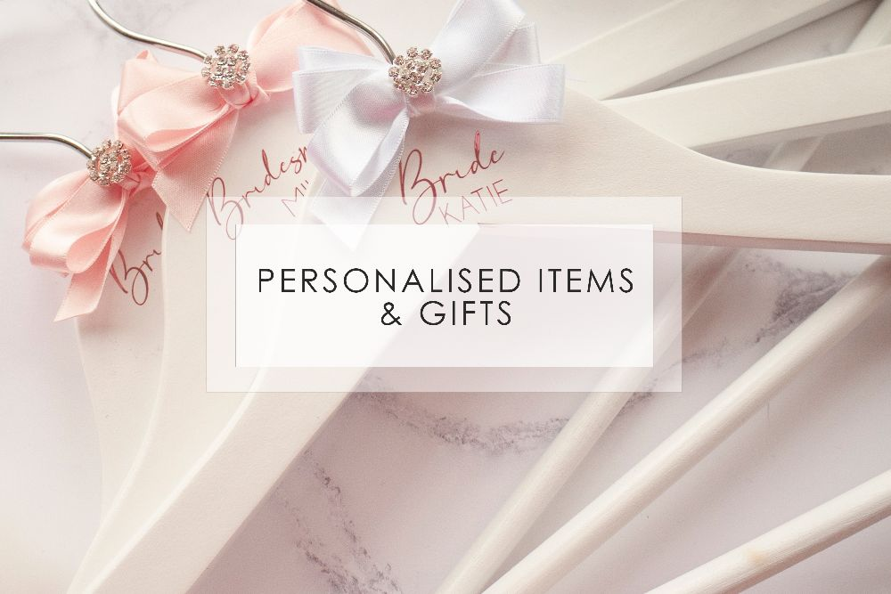 Personalised Wedding Items & Gifts