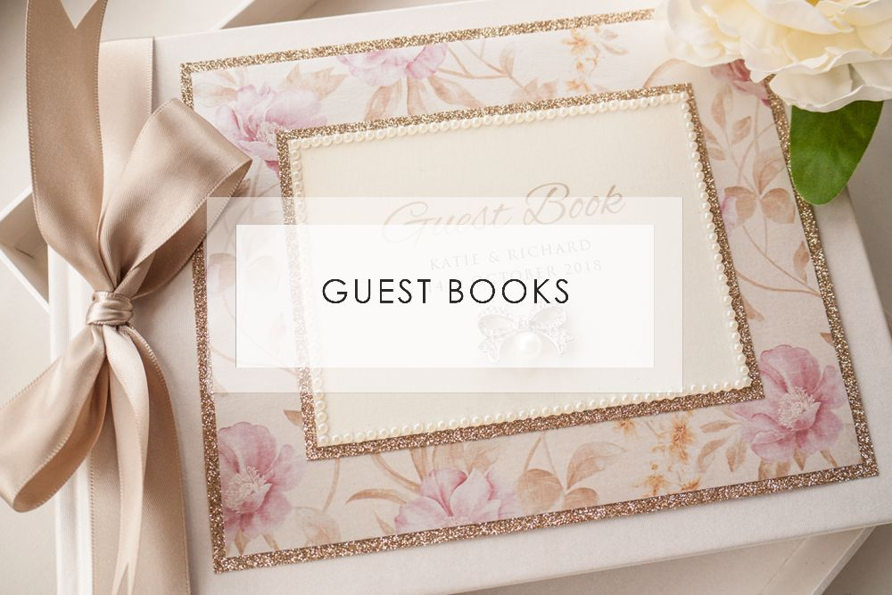 Luxury Guest Books