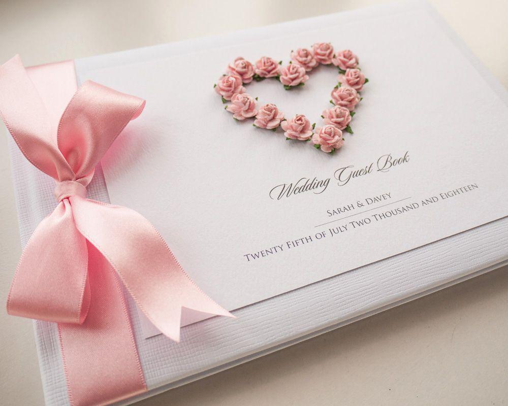 Luxury Wedding Guest Book