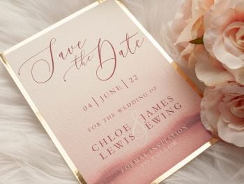 Save The Dates - CHLOE