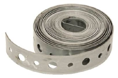 Punched Banding Strap 1 x 4.5 Meter Roll UTS