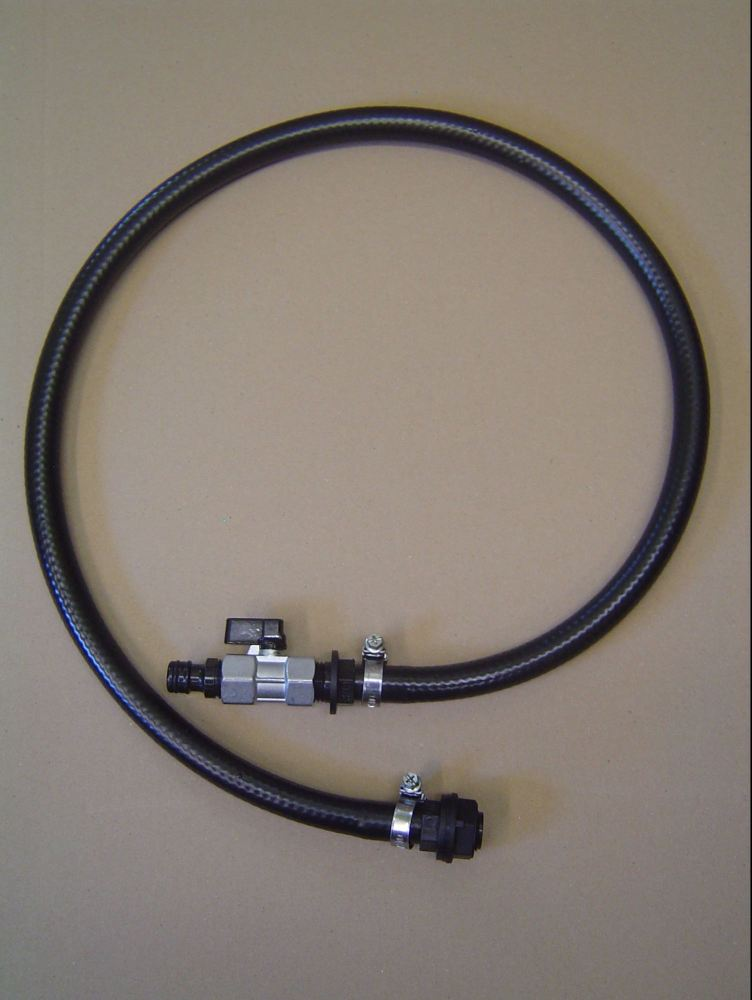 Quick Connect Water Tank Hose Connector