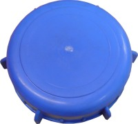 "THCAP3 3"" Blue Threaded Access Hatch For Water Tanks"