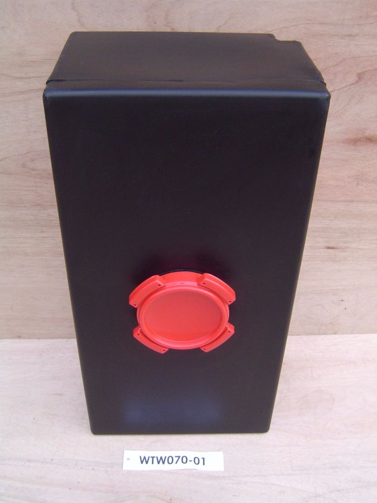 70 LITRE Water Tank & RAISED RED CAP WTW070-01