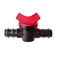 "DTIL2 12 mm 1/2"" Inline Water Tap - BARBED"