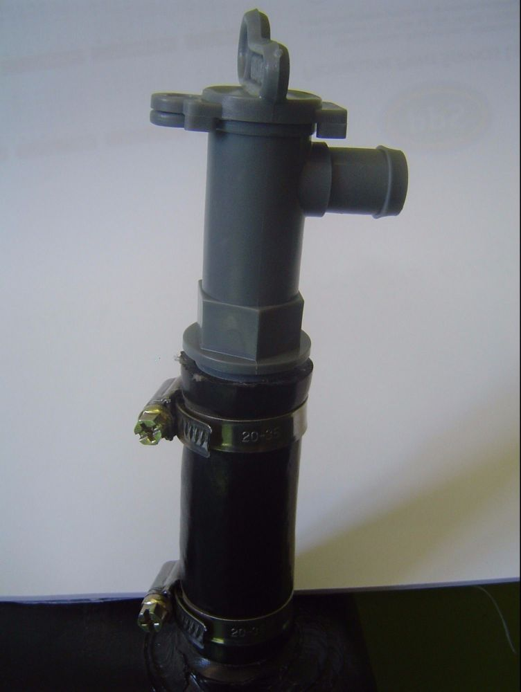 4RTG Remote Drain Tap With 4