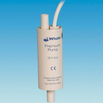 WGP1394 Premium In-Line Booster Pump 24Volt 12Litre/m