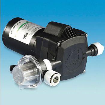 WUF1825 Whale Self-Priming Universal Pump 24Volt 18Litre/m 40psi