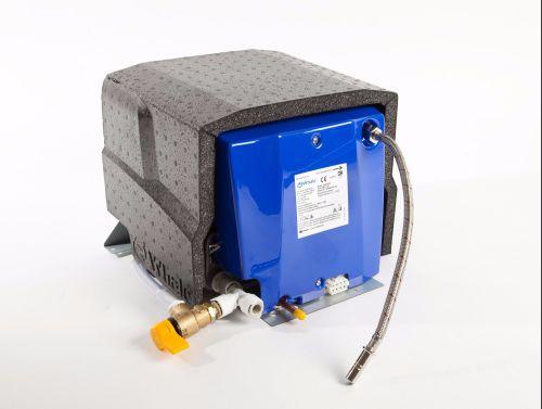 WWH0802 Whale Rapid Heat Water Heater 8 Litre Gas & 240 Volt Electric Eleme