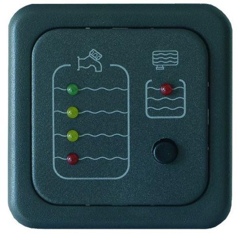 MT214/G Fresh & Waste Combination Water Level Gauge
