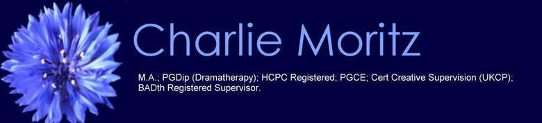Charlie Moritz, site logo.