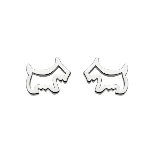 Scotty Stud earrings