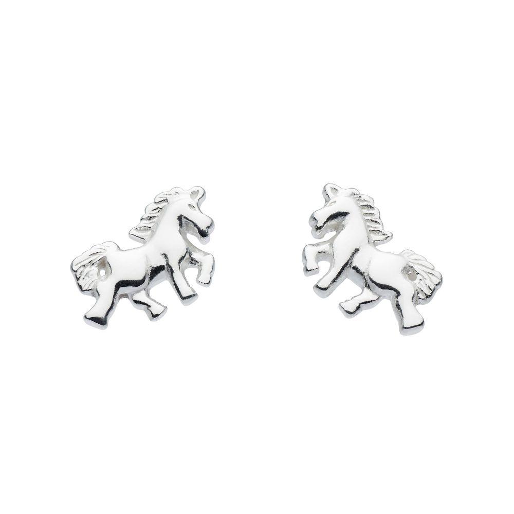 Mythical Unicorn Stud Earrings