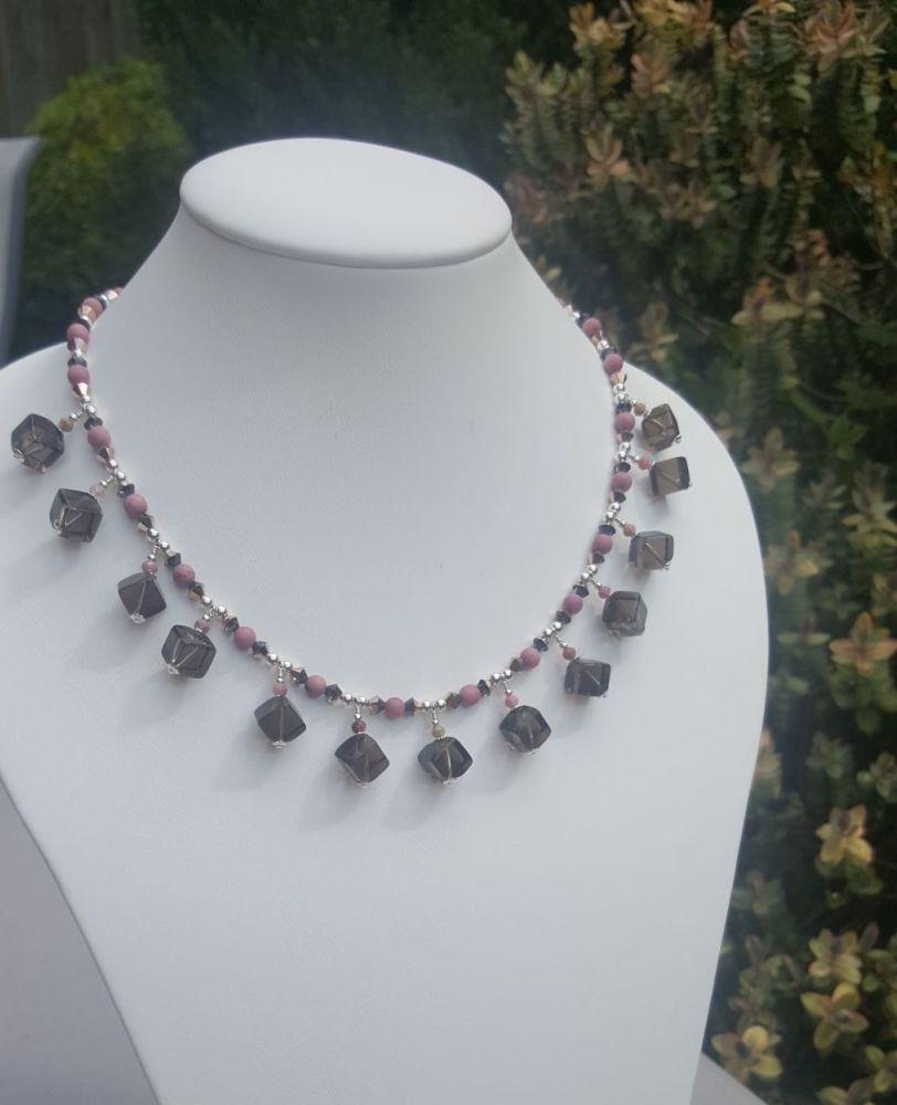 Smoky Mountain Necklace