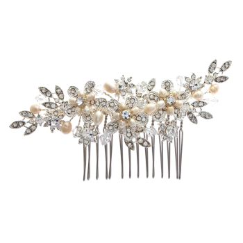 BOUQUET HAIR COMB