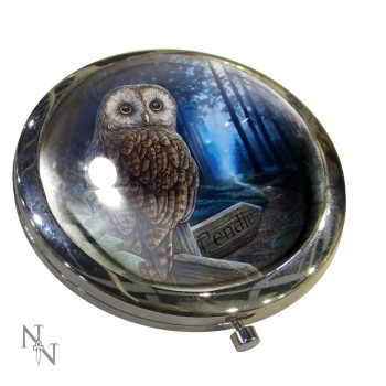 the way of the witch compact mirror