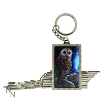 the way of the witch lenticular keyring