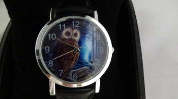 The way of the witch wrist watch